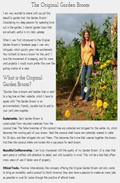 Regenerative Life Skills - The Original Garden Broom Review
